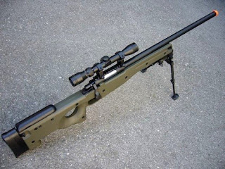 Cool Airsoft Weapons: AGM Metal Bolt Action AWP L96 Sniper ...